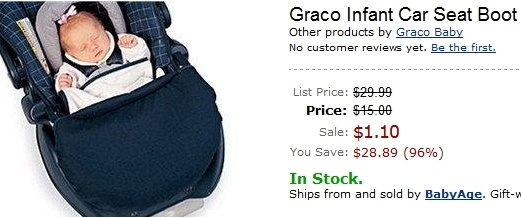 Click HERE And Get This Infant Car Seat Blanket For 110 Shipping Is High At 999 But 11 That Was Originally