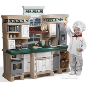 Holiday Gift Guide: Step2 Lifestyle Deluxe Play Kitchen - My ...