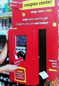 CVS kiosk