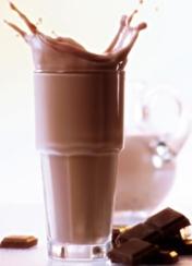 chocolate milk
