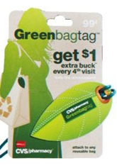 cvs bag tag