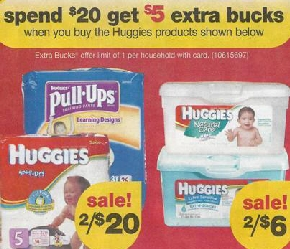 huggies at cvs
