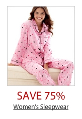 deca6126cf Macys.com is still having a pretty decent clearance sale. You can get Women s  PJs for 75% off