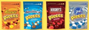 pieces candy