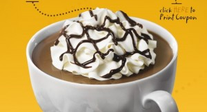 choc latte