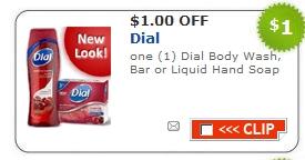 dial soap