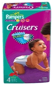 pampers cruisers
