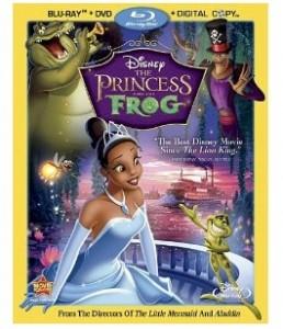 princess and the frog BR