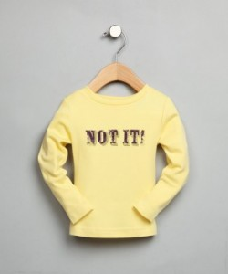 Not it tshirt