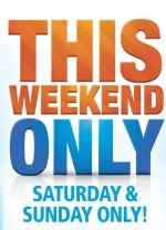 safeway weekend sale