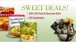 B&N cookbooks