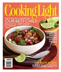 cooking light mag