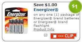 Don't worry about plugging in when you have Energizer batteries at your disposal. Now you can use these coupons to save on some of the longest lasting batteries, with plenty of options for all your device needs. Find Lithium and Alkaline Batteries in all sizes as well as portable power options, like mobile phone and laptop chargers.