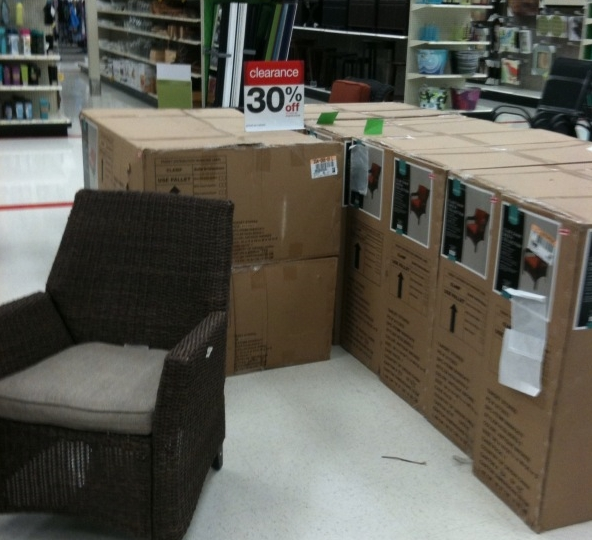 Tis My Favorite Time Of Year At Target Yau0027ll!! Outdoor Furniture Clearance  ...