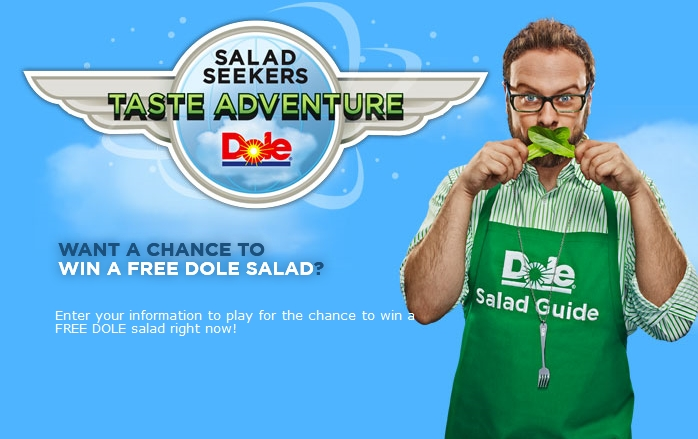 Salad work coupons