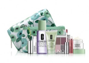 Clinique Bonus Time Offer (Free 8 piece set with $21 order) - My Frugal Adventures