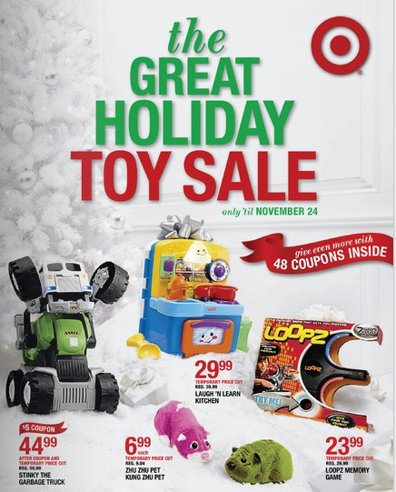 Target Toy Catalog : New target toy catalog cheap leapfrog my frugal adventures