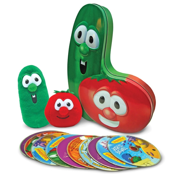 Veggie Tales Coupon Co...