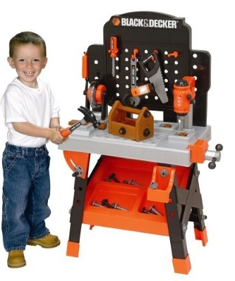 Black and Decker Toy Workbench + Tools $35 Shipped! - My ...