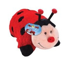 lady bug pillow pets Pillow Pets (full size) $10 shipped!