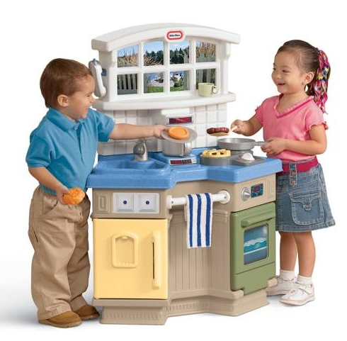 Little Tikes Play Kitchen $40 Shipped Today! - My Frugal ...