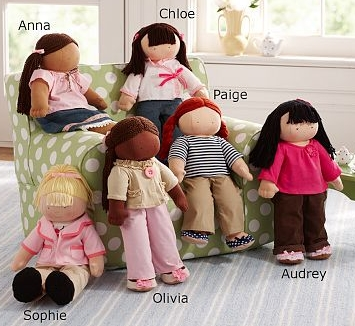Pottery Barn Girl Doll Collection 31 Shipped My Frugal