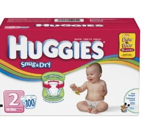 Huggies....or Pampers?
