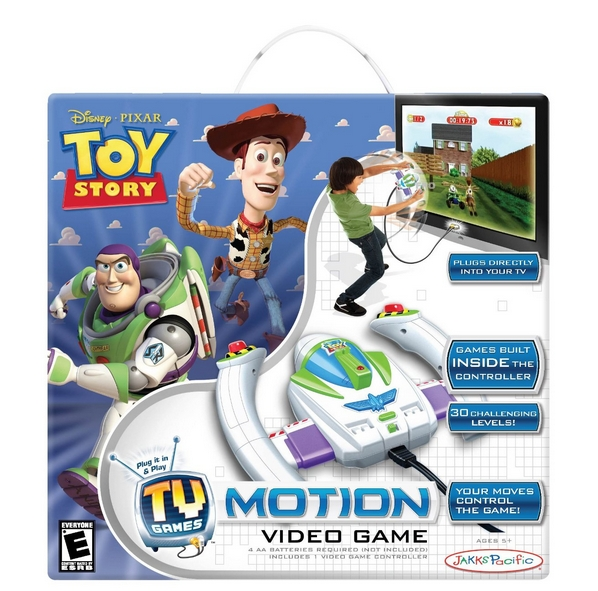 toy story 4 games. There is a Toy Story Motion
