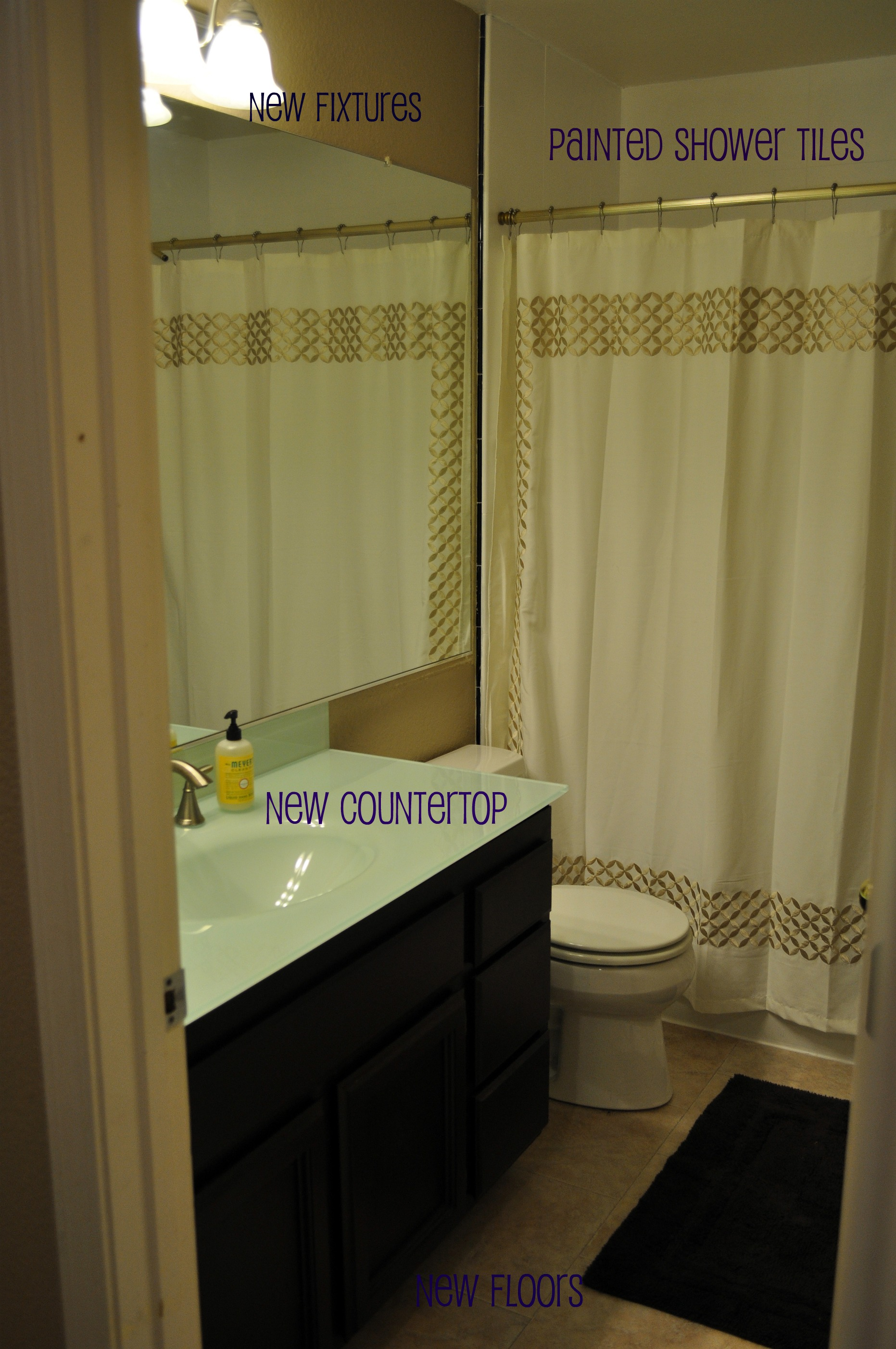 Home Depot Renew And Redo Our Completed Renovations My Frugal - Home depot bathroom remodel estimate