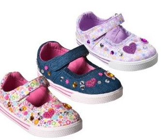 cf10836a119a5e Target.com has these cute little shoes for infants to girls on sale today  for  10 and shipping is free.