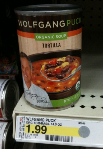 Target: Free Wolfgang Puck Organic Soups - My Frugal ...