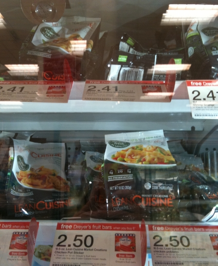 Target deals 99 pepsi skinny packs and more my frugal for Average price of lean cuisine