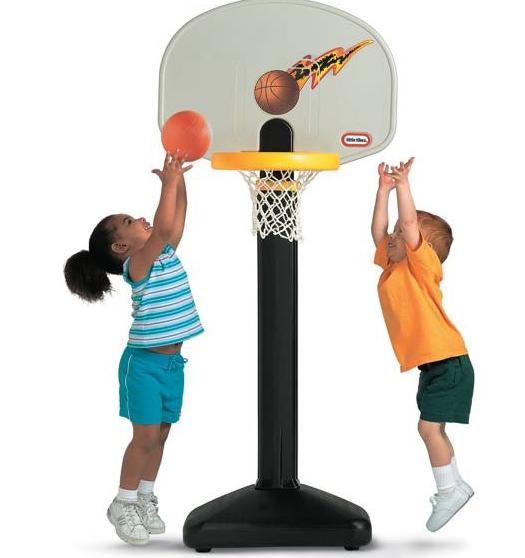 Little Tikes Basket Ball Set $26 - My Frugal Adventures