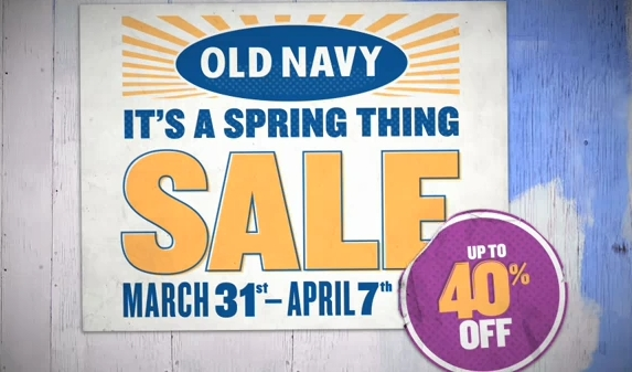 Old Navy offers additional savings to cardholders various times throughout the month. Coupons typically last one day and range in discount amount from 10% - 40% off. Their most recent Thank You event, for cardholders only, was from April 22 - April 30, skillfulnep.tk content specialist are crazy about finding the best coupons and sales.