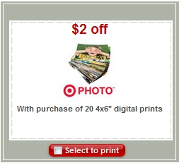 Offers Related To Target Photo promo codes