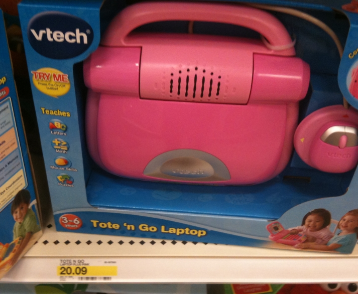Vtech Toys Coupon 5 Off Target Deals My Frugal Adventures