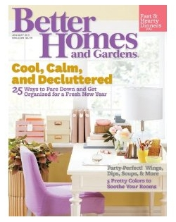 Better Homes And Gardens Magazine My Frugal Adventures