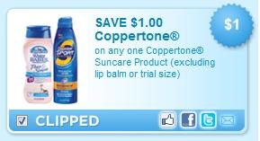 Coppertone $5 coupon