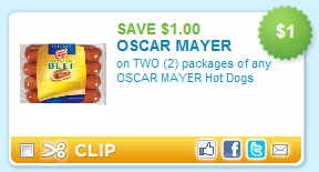 OSCAR MAYER Hot Dogs has a new deal out now. This deal is newly listed on hereifilessl.ga this afternoon. Do not miss out on your chance to save today. The deal is linked below. OSCAR MAYER Hot Dogs November