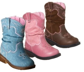 Toddler Cowboy Boots $14 Shipped - My Frugal Adventures