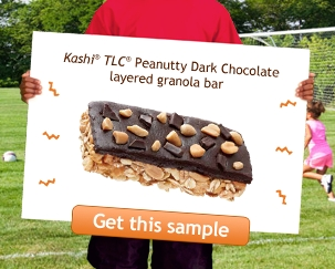 Free kashi by kids cereal, tote bag, props, stickers & more (apply.