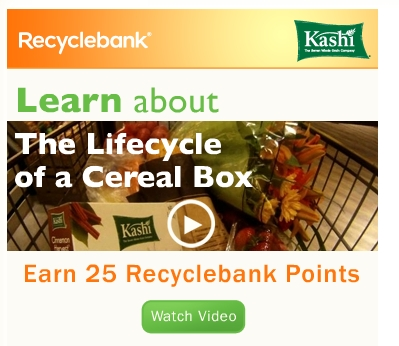*RecycleBank points can be used to get fantastic rewards, such as FREE high value coupons, FREE magazines, FREE gift cards and so much more! With all of the free points that RecycleBank offers, you can score some really great freebies!!