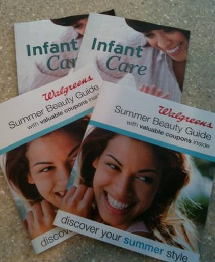 CLOSED} Giveaway: Walgreens Infant Care Coupon Book - My