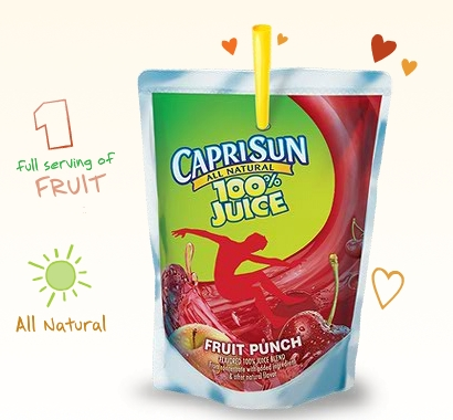 Printable Capri Sun Coupons