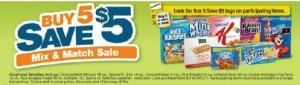 buy 5 save 5