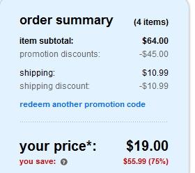mossimo target coupon code