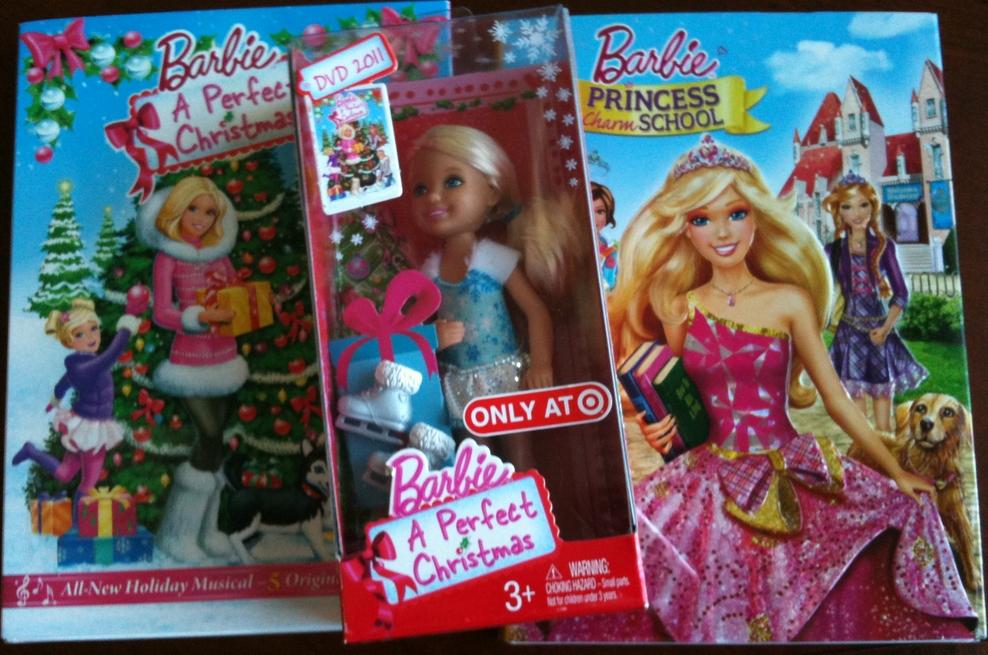Target: Barbie 2 DVDs + Doll $17 + Legos .39! - My Frugal Adventures