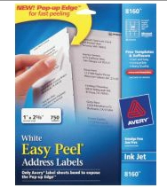 staples free after rebate avery labels my frugal adventures
