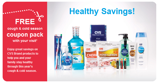 cvs free coupon book when you visit the minute clinic my frugal