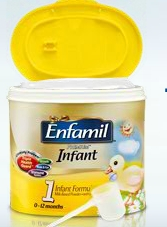 how to get enfamil coupons